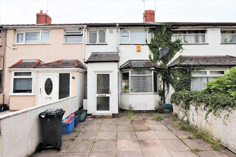 3 Bedrooms Terraced House for sale in Barthropp Street, Newport. NP19 0JQ