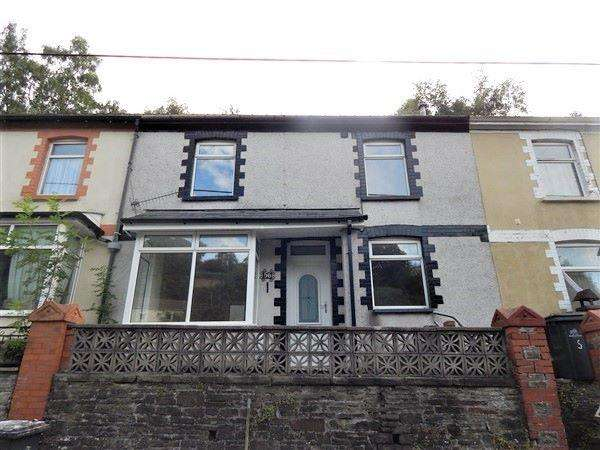 3 Bedrooms Terraced House for sale in Blaencuffin Road, Llanhilleth, NP13 2RW