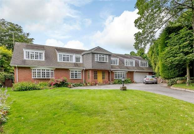 6 Bedrooms Detached House for sale in Firs Lane, Appleton, Warrington, Cheshire
