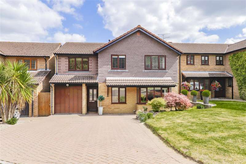 4 Bedrooms Detached House for sale in Rembrandt Close, Wokingham, Berkshire, RG41