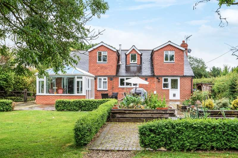 3 Bedrooms Detached House for sale in Coolham Road, Coneyhurst, RH14