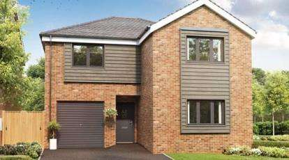 4 Bedrooms Detached House for sale in Elm Gardens, Middleton St George, Darlington
