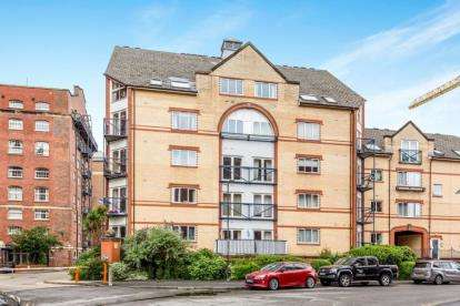 1 Bedroom Flat for sale in Jessop Court, Ferry Street, Bristol