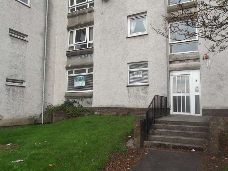 1 Bedroom Flat for sale in Shawbank, Kilmarnock