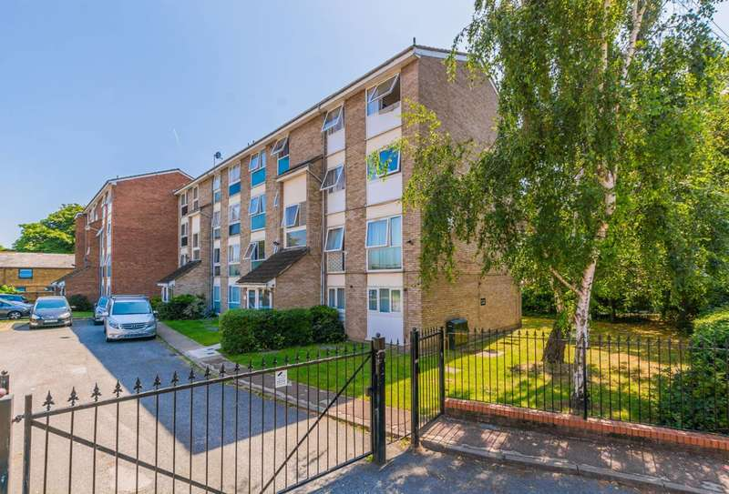 2 Bedrooms Flat for sale in Aylesbury Close, Forest Gate, E7
