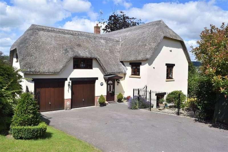 5 Bedrooms Detached House for sale in Barnes Meadow, Uplyme, Lyme Regis, Dorset, DT7