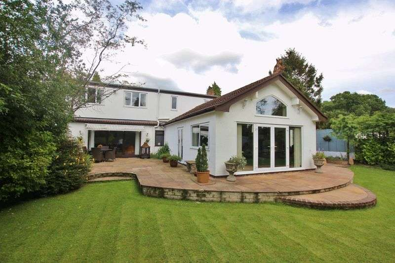 4 Bedrooms Property for sale in Chester High Road, Burton Cheshire