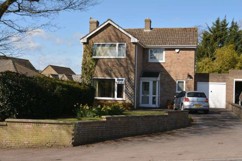 3 Bedrooms Detached House for sale in Rance Pitch, Upton St Leonards, Gloucester