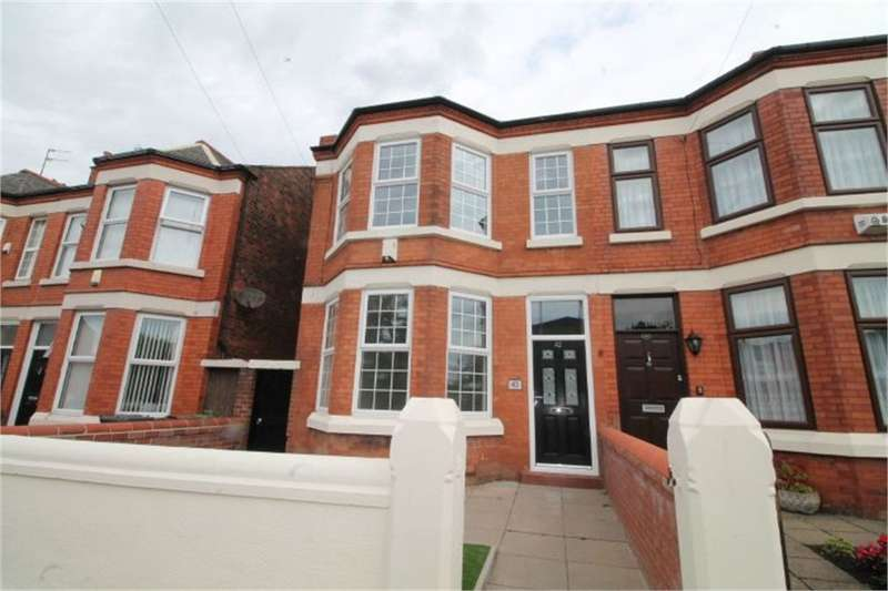 4 Bedrooms Semi Detached House for sale in Oxford Road, BOOTLE, Merseyside