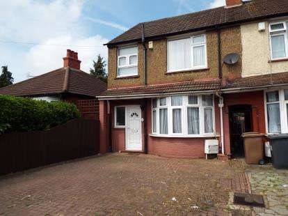 3 Bedrooms End Of Terrace House for sale in Waller Avenue, Luton, Bedfordshire, United Kingdom