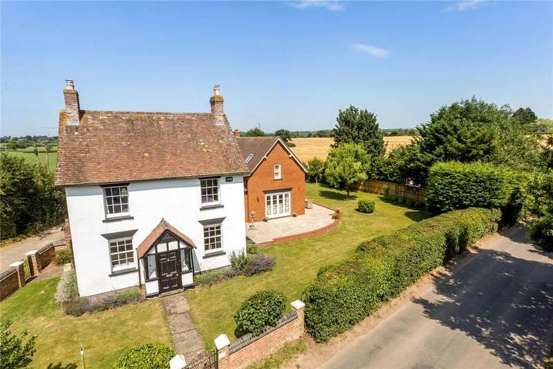4 Bedrooms Detached House for sale in Bovone Lane, Tibberton, Gloucester, GL2