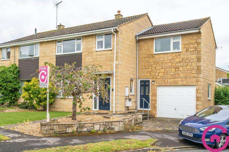 5 Bedrooms Semi Detached House for sale in Three Sisters Lane, Cheltenham