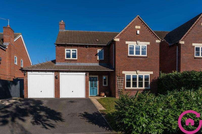 4 Bedrooms Detached House for sale in Tilney Road, Cheltenham