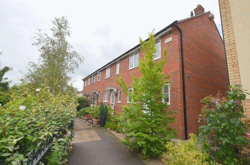 2 Bedrooms Terraced House for sale in Sheens Meadow, Newnham
