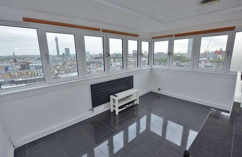 2 Bedrooms Penthouse Flat for sale in Ingestre Court, Ingestre Place, Soho