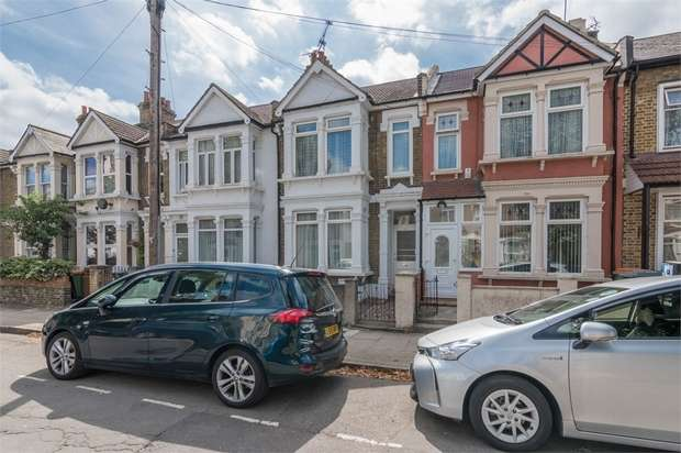 3 Bedrooms Terraced House for sale in Tudor Road, East Ham, London