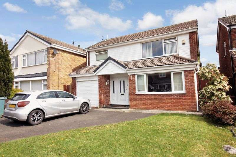 4 Bedrooms Property for sale in Skegness Close, Bury, BL8