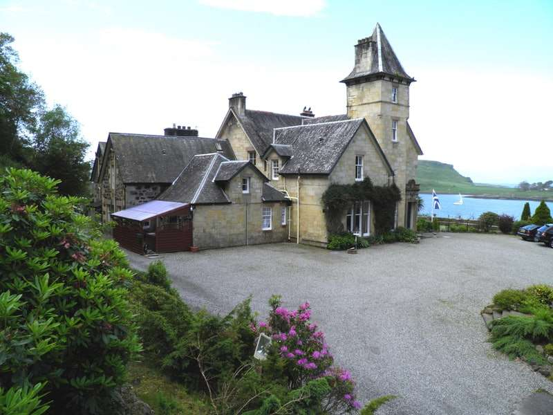 15 Bedrooms Guest House Commercial for sale in Gallanach Road, Oban, Argyllshire, PA34