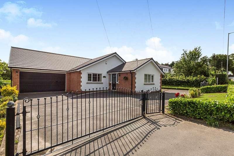 2 Bedrooms Detached Bungalow for sale in Preston Road, Charnock Richard, Chorley, Lancashire, PR7