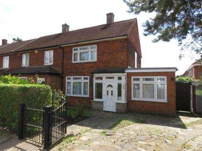 2 Bedrooms Semi Detached House for sale in Chigwell, Essex