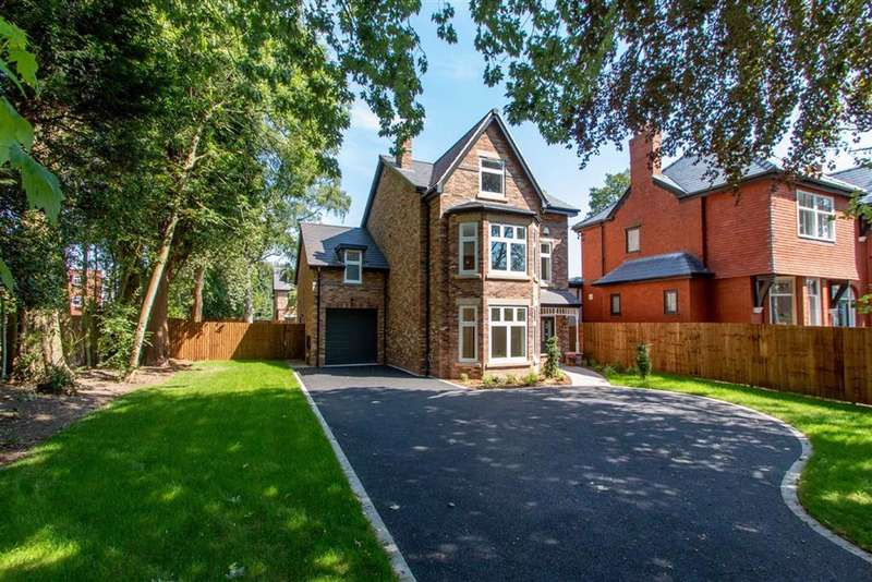 5 Bedrooms Detached House for sale in St Werburghs Road, Chorlton, Manchester, M21