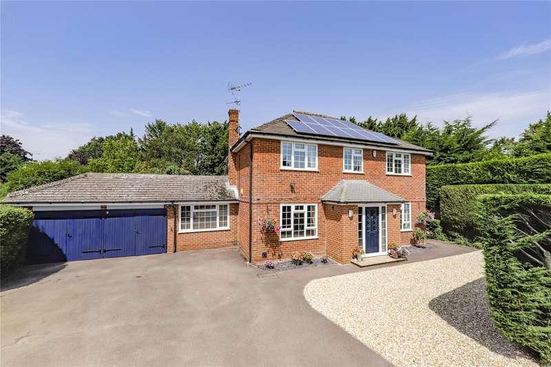 4 Bedrooms Detached House for sale in St. Catherines Close, Sindlesham, Wokingham, Berkshire, RG41