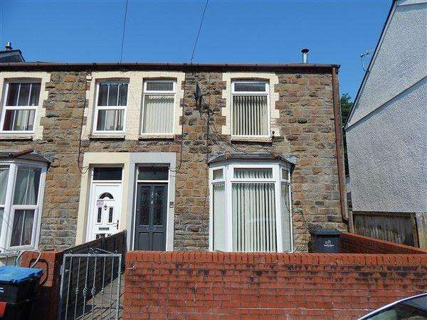 3 Bedrooms Semi Detached House for sale in Carlyle Street, Abertillery, NP13 1UF
