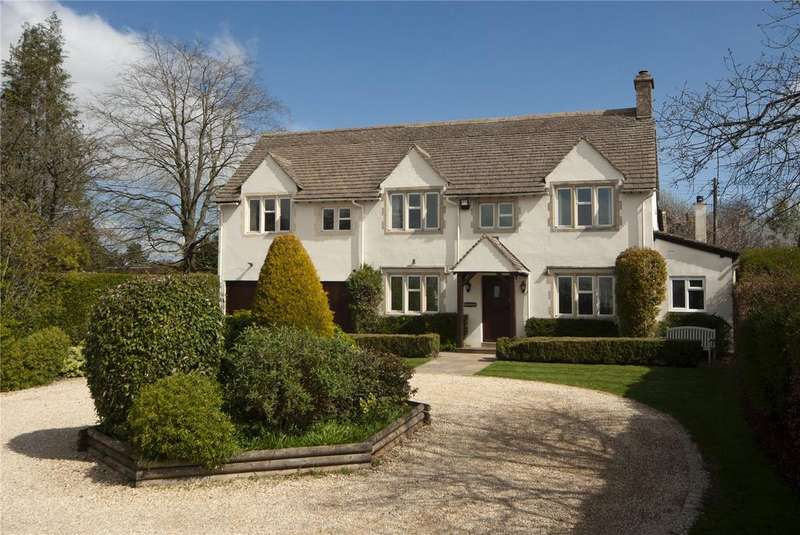 4 Bedrooms Detached House for sale in Evesham Road, Stow On The Wold, Cheltenham, Gloucestershire, GL54