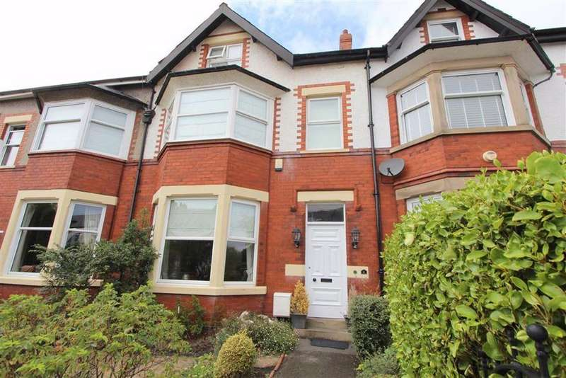 4 Bedrooms Terraced House for rent in Bazley Road, Lytham St Annes, Lancashire