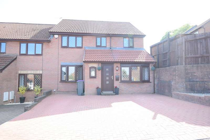 4 Bedrooms House for sale in Heather Court, Ty Canol, Cwmbran, NP44