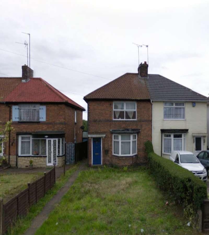 2 Bedrooms Semi Detached House for sale in Heybarnes Road, Birmingham, B10