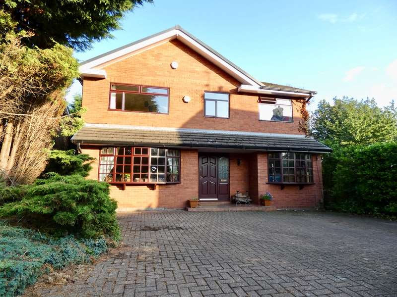 4 Bedrooms Detached House for sale in Randle Avenue, St. Helens, Merseyside, WA11