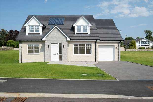 4 Bedrooms Detached House for sale in Sandy Bryce Drive, Daviot, Inverurie, Aberdeenshire