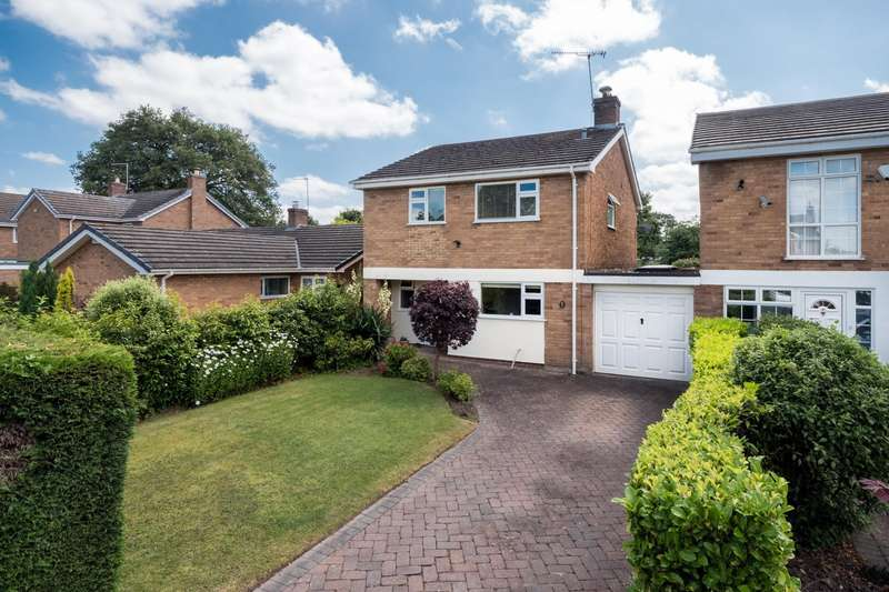 4 Bedrooms House for sale in 4 bedroom House Detached in Tattenhall