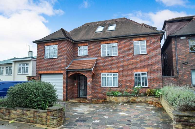 6 Bedrooms Detached House for sale in Penshurst Gardens, Edgware