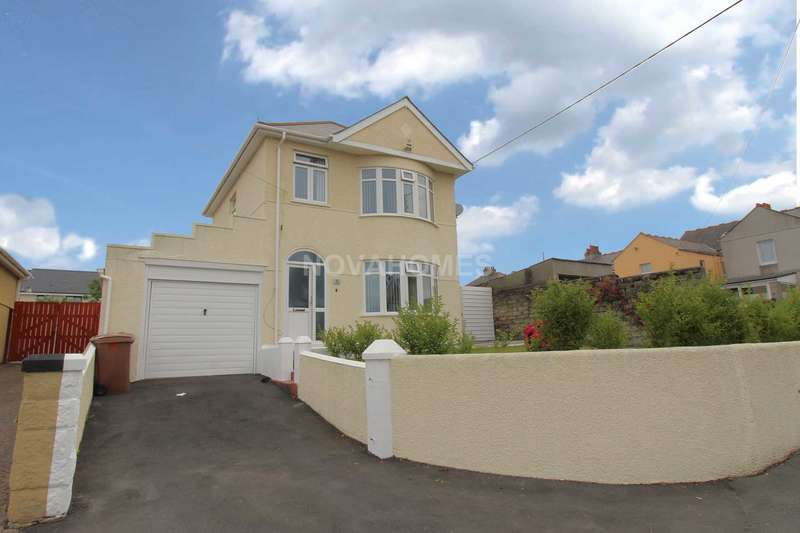 3 Bedrooms Detached House for sale in Honicknowle Lane, Pennycross, PL2 3QR