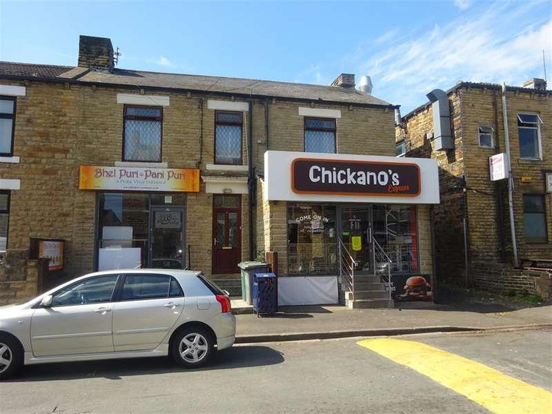 2 Bedrooms Commercial Property for sale in South Street, Dewsbury, WF12 9ND