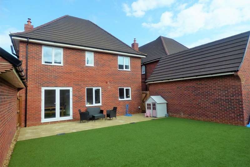 5 Bedrooms Detached House for rent in George Close, Stewartby, Bedford, Bedfordshire, MK43 9GP