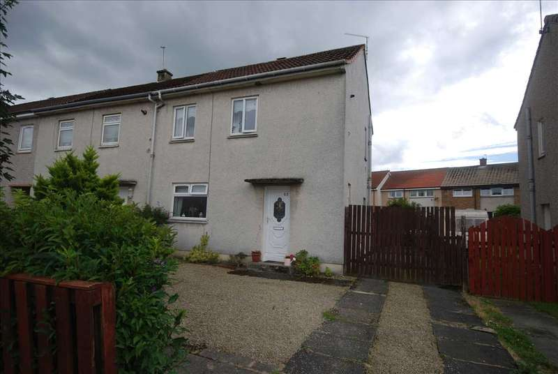 2 Bedrooms End Of Terrace House for sale in Oaklands Avenue, Irvine