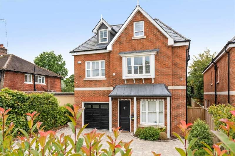 6 Bedrooms Detached House for sale in Steels Lane, Oxshott, Leatherhead, Surrey, KT22