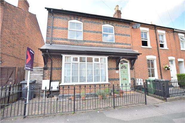 3 Bedrooms End Of Terrace House for sale in Oxford Road, GLOUCESTER, GL1 3EE