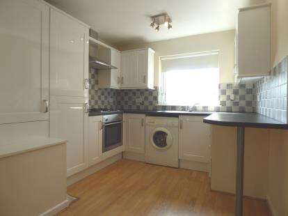 2 Bedrooms Flat for sale in Cromford Walk, Ribbleton, Preston, Lancashire, PR1