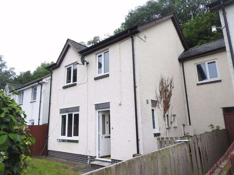 4 Bedrooms Link Detached House for sale in Parcnoi, ST DOGMAELS, Pembrokeshire