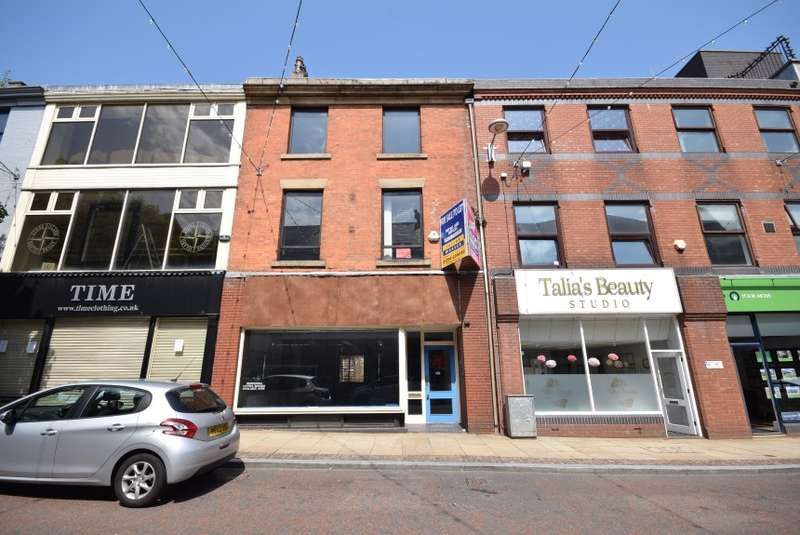 Office Commercial for sale in 68 & 68A King William Street, Blackburn, Lancashire