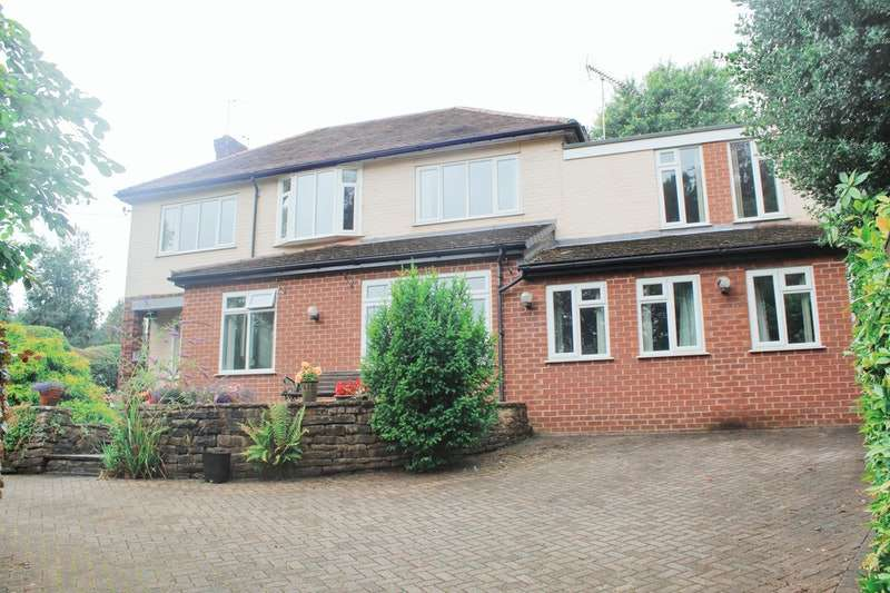 7 Bedrooms Detached House for sale in Manchester Road, Macclesfield, Cheshire, SK10