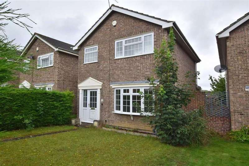 3 Bedrooms Detached House for sale in Eagle Way, Abbeydale, Gloucester