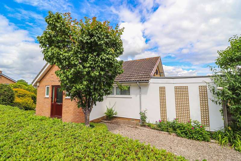 3 Bedrooms Detached Bungalow for sale in Crispin Road, Winchcombe