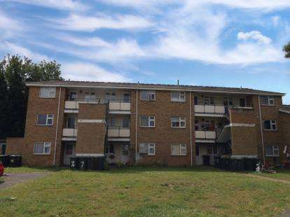 2 Bedrooms Flat for sale in Sandford Rise, Sandy, Bedfordshire