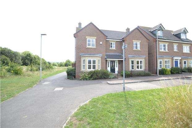 4 Bedrooms Detached House for sale in Uxbridge Lane Kingsway, Quedgeley, GLOUCESTER, GL2 2EY