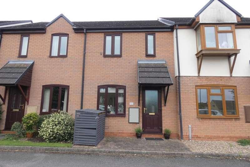 2 Bedrooms Terraced House for sale in Cedar Road, Mickleton